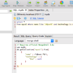 The perfect GUI/IDE for MongoDB is Studio 3T ( Now with SQL - JSON query convertor )